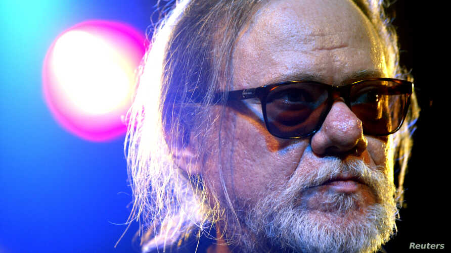 FILE - Tommy Ramone of former U.S. punk band 'The Ramones'.