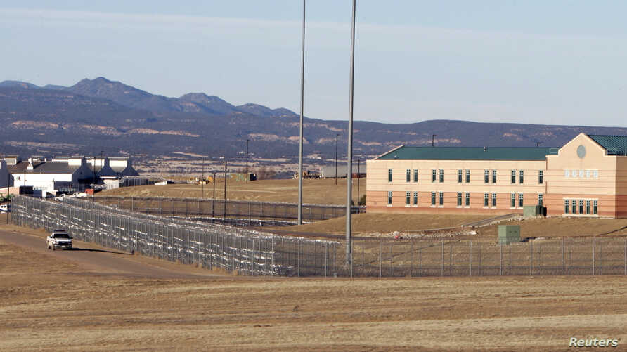 """Federal Correctional Complex, including the Administrative Maximum Penitentiary or """"Supermax"""" prison, in Florence, Colorado February 21, 2007."""