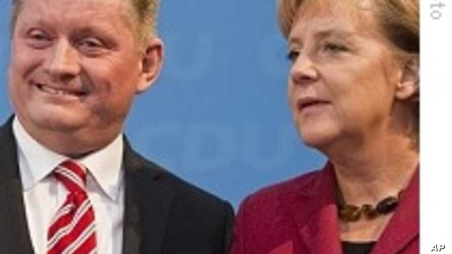 New German Coalition Ready to Rule