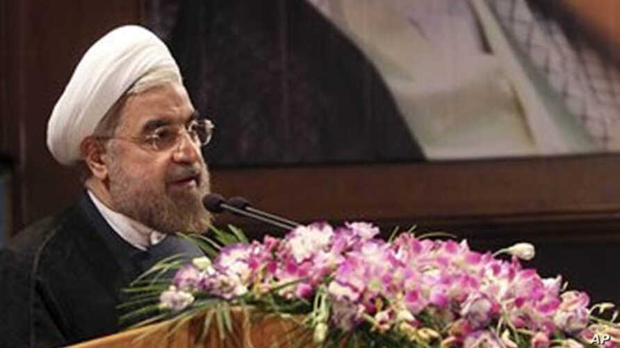 Iran's new president, Hassan Rouhani, may be more open to dealing with the West.