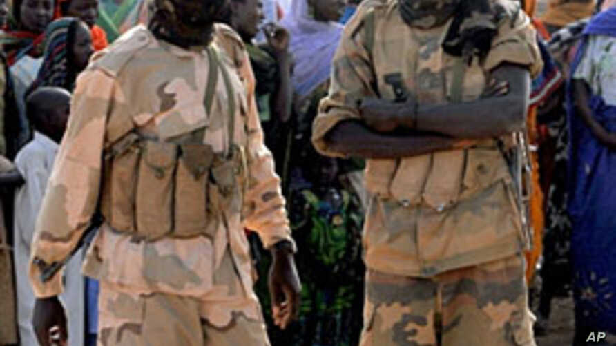 Withdrawal of UN Peacekeepers in Chad Sparks Fear for Refugees' Safety