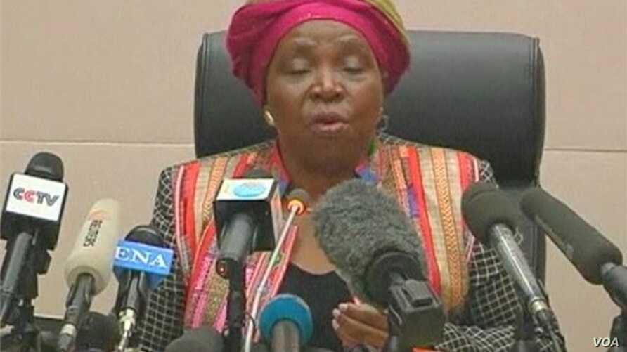 Analysts: Serious Challenges Await First Woman AU Chair