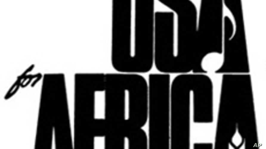Logo, USA for Africa