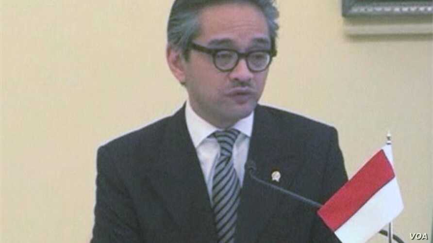 Indonesia Working to Soothe South China Sea Tensions