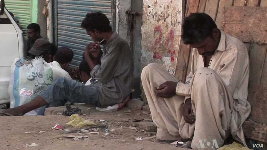 More Afghan Opium May Mean More Pakistani Addicts