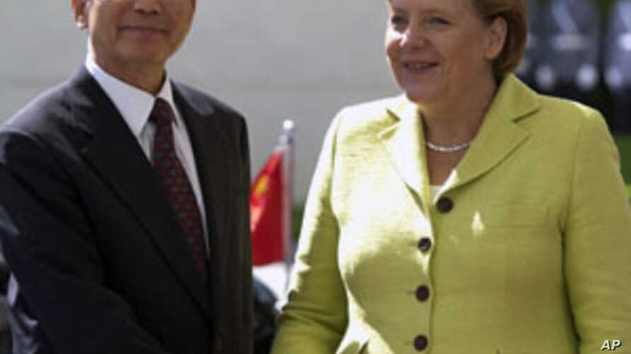 Debt-Laden Europe Cautious On China Human Rights