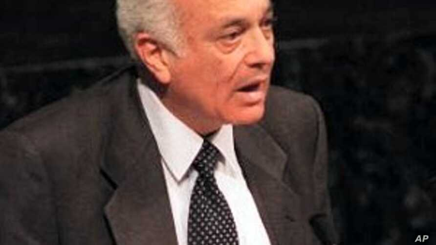 Egypt's former ambassador to the United Nations, Nabil A. Elaraby addresses the United Nations General Assembly, in New York (File Photo)