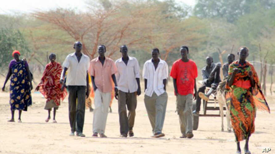The vast majority of the returnees are Ngok Dinka, who say they are happy to be back to their traditional homeland of Abyei.