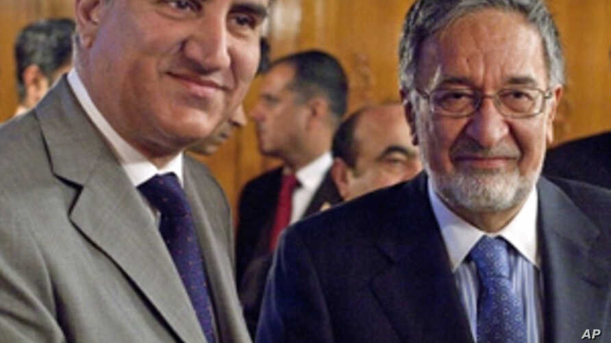 Pakistan, Afghanistan Agree to Enhance Their Fight Against Militants