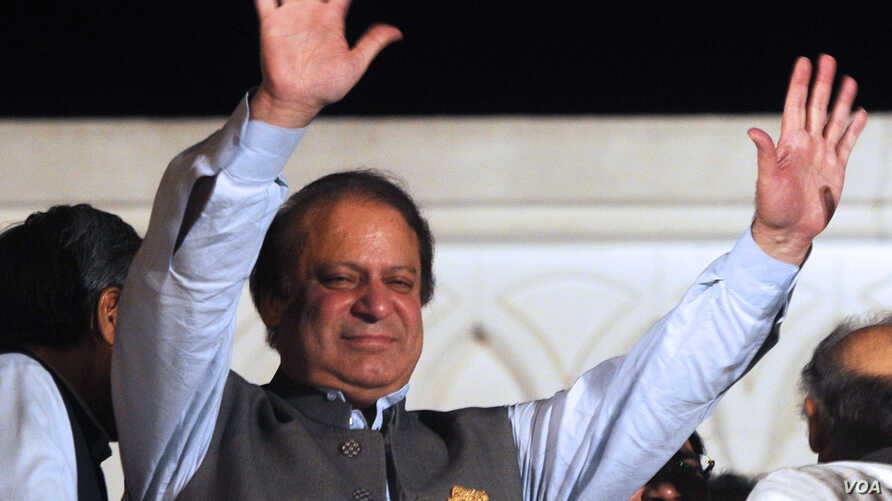 Former PM Sharif Set to Lead Pakistan Once Again