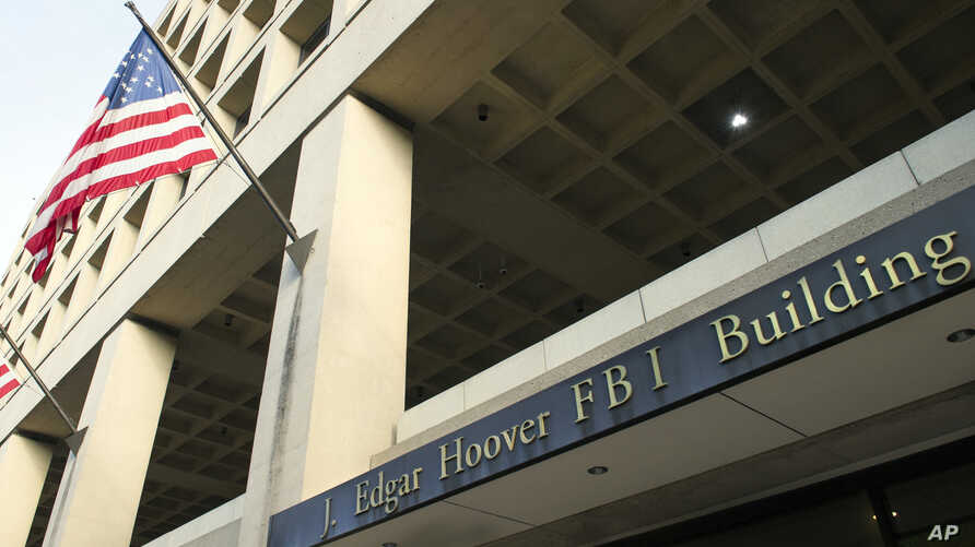 FILE - the FBI's J. Edgar Hoover headquarter building in Washington.