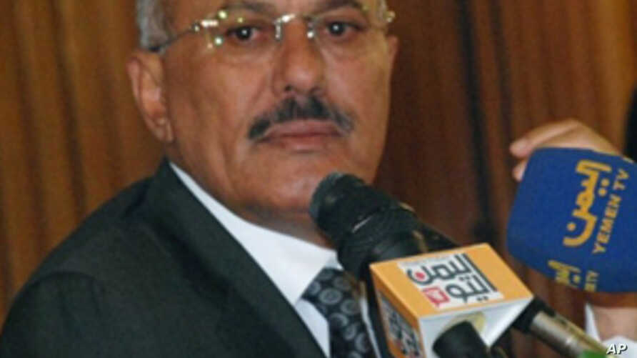Yemeni President Refuses to Sign Gulf Plan in Private
