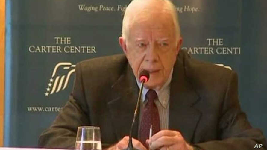 Carter: Egypt's Military Should Be 'Subservient' to Elected Officials