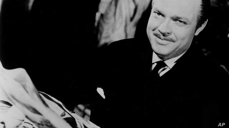 """Actor Orson Welles in an undated photo. Welles is know for the film """"Citizen Kane."""""""
