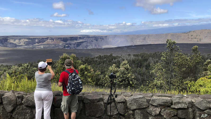 Hawaii Volcanoes National Park reopened Sept. 22, 2018, after volcanic activity forced the park to close for more than four months. The eruption destroyed hundreds of homes outside the park while changing the popular summit crater inside the park.
