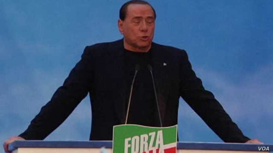 Berlusconi Ousted from Italian Parliament