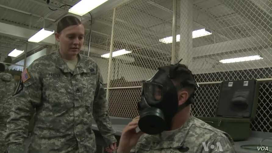 Women Soldiers Pay Price on Front Lines