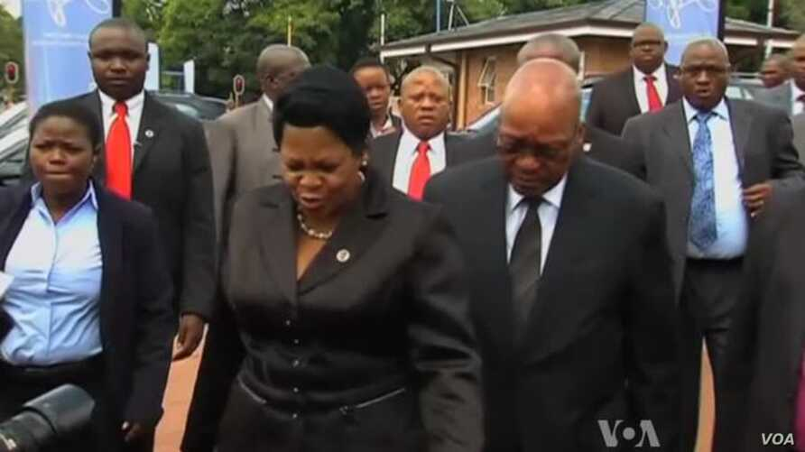 Across South Africa, Worshippers Give Thanks for Life of Nelson Mandela