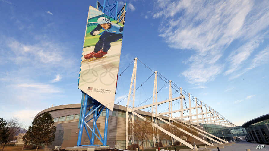 The Utah Olympic Oval is shown Dec. 18, 2018, in Kearns, Utah. Utah's capital city is among an increasingly small group of cities around the globe that has the venues needed for winter sports.