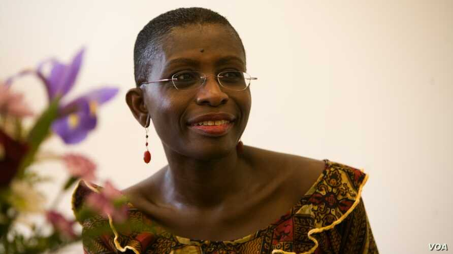 International Monetary Fund Director of the African Department Ms. Antoinette Sahey