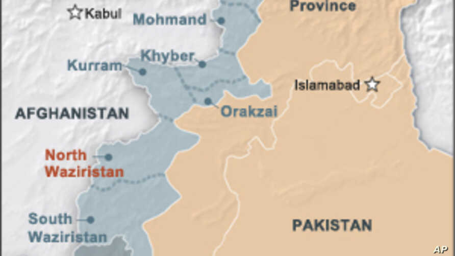 US Drone Kills Top Militant in NW Pakistan