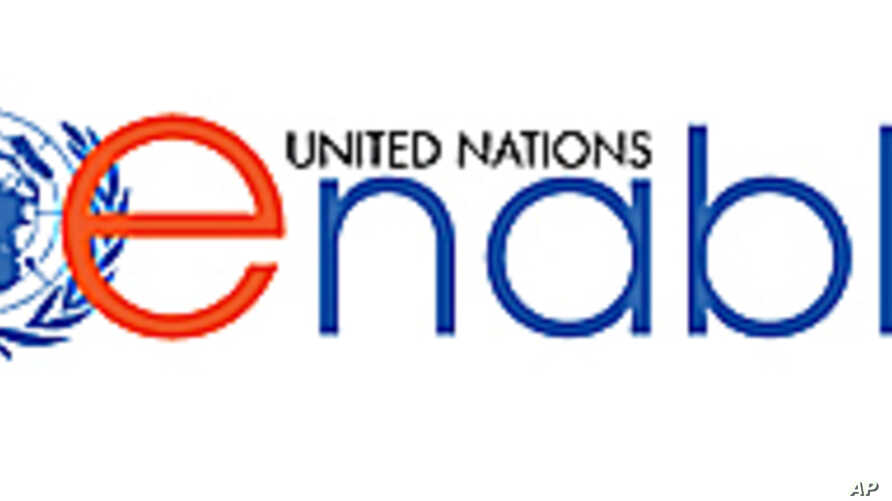 Logo of the Secretariat for the Convention on the Rights of Persons with Disabilities