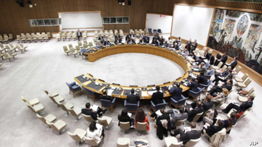 A wide view of the Security Council