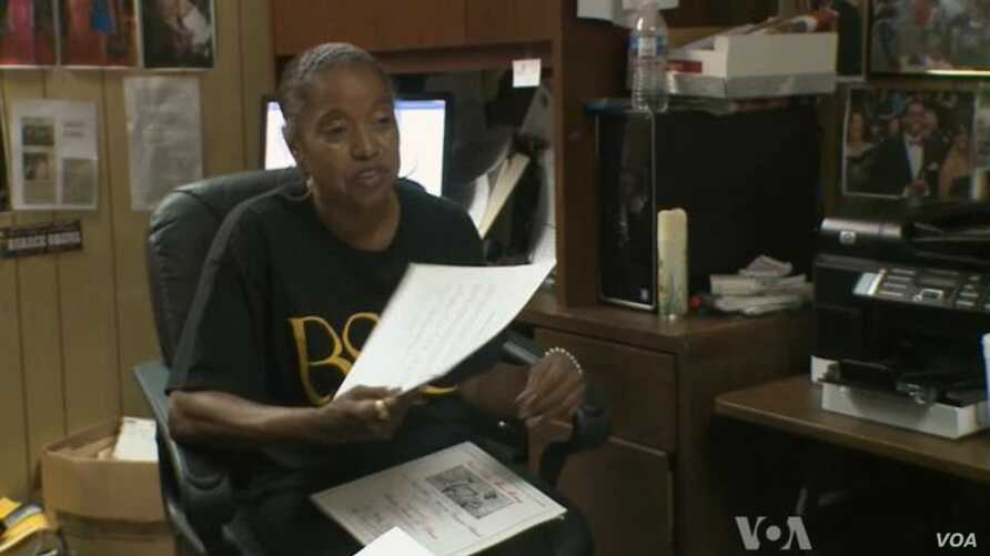Contributions of Civil Rights Workers Recognized
