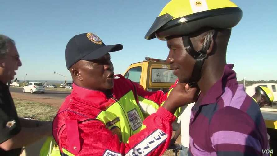 S Africa Road Safety