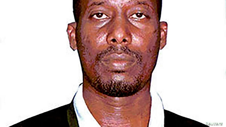 File - Somali national Ali Omar Ader is seen in an undated photo from the Royal Canadian Mounted Police.
