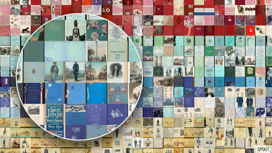 The New York Public Library has released a trove of copyright-free digital material.
