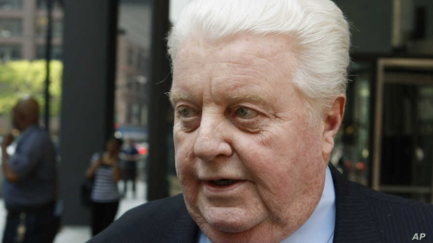 FILE - In this May 24, 2010 file photo, former Chicago Police Cmdr. Jon Burge departs the federal building in Chicago. On Monday, July 23, 2012, a Chicago City Council committee signed off on settlements in two lawsuits filed by men who allege they w