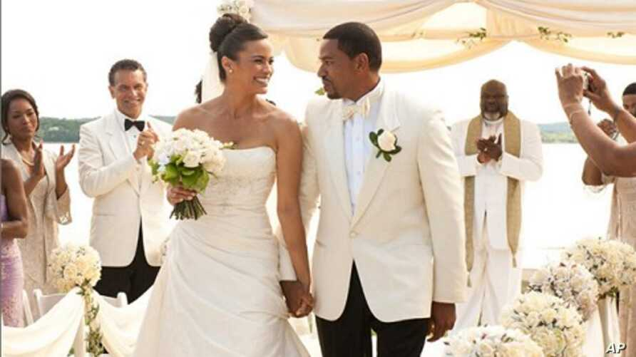 Families Joined By Marriage Are Unlikely Fit In Jumping The Broom Voice Of America English