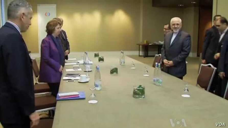 'Substantial,' 'Detailed' Iran Nuclear Talks on Day Two