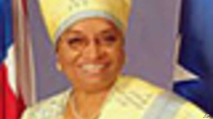 Liberia's President Sirleaf Does Not Rule Out Re-election Bid