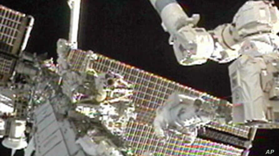 Astronauts Successfully Remove Failed Pump on International Space Station