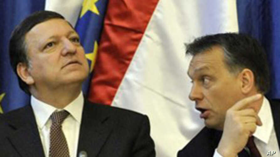 Hungarian Media Law Overshadows Talks With European Commission