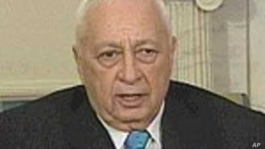 Sharon Suffers Parliament Setback on Gaza Pullout Plan