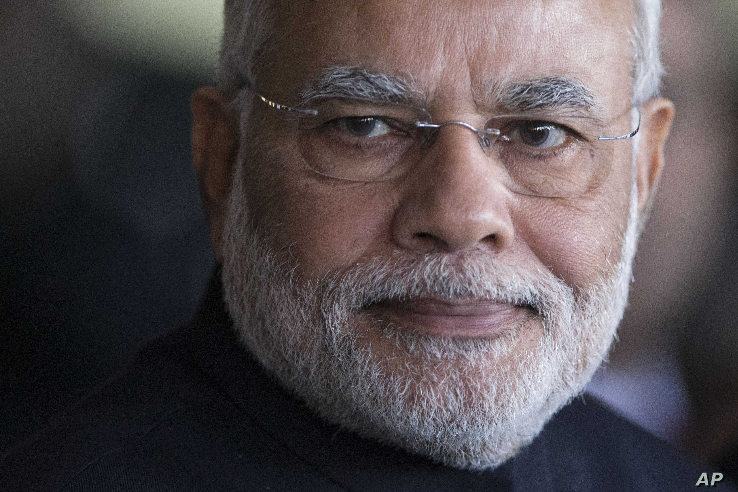 The U.S. sees potential for more partnership with the government of Indian Prime Minister Narendra Modi, shown in Brasilia, Brazail July 16, 2014.