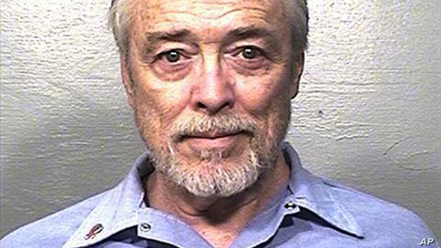 FILE - This photo from the California Department of Corrections and Rehabilitation shows Robert Beausoleil, July 1, 2016. On Jan. 3, 2019, a California parole panel for the first time recommended that Charles Manson follower Beausoleil be freed after