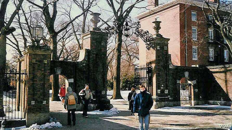 As many as 125 students in a government class, including dozens of athletes, have been connected to a cheating scandal at Harvard University. (nyanchew, Flickr Creative Commons)