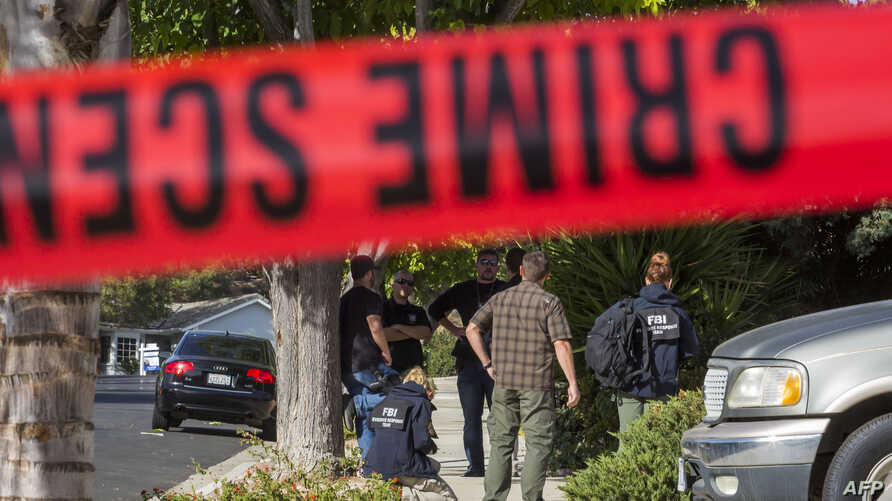 FBI agents are collecting evidence at the home of suspected nightclub shooter Ian David Long in Thousand Oaks, northwest of Los Angeles,