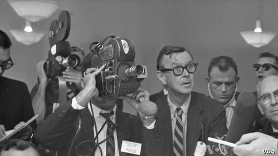 JFK Assassination a Case Study in Live Television News Coverage