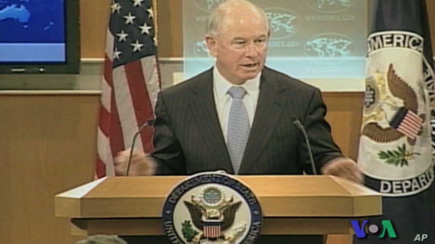 P.J. Crowley, State Department