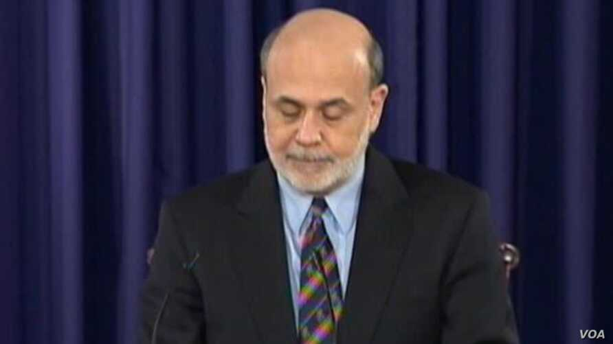 Bernanke Offers Mixed Economic Outlook For US