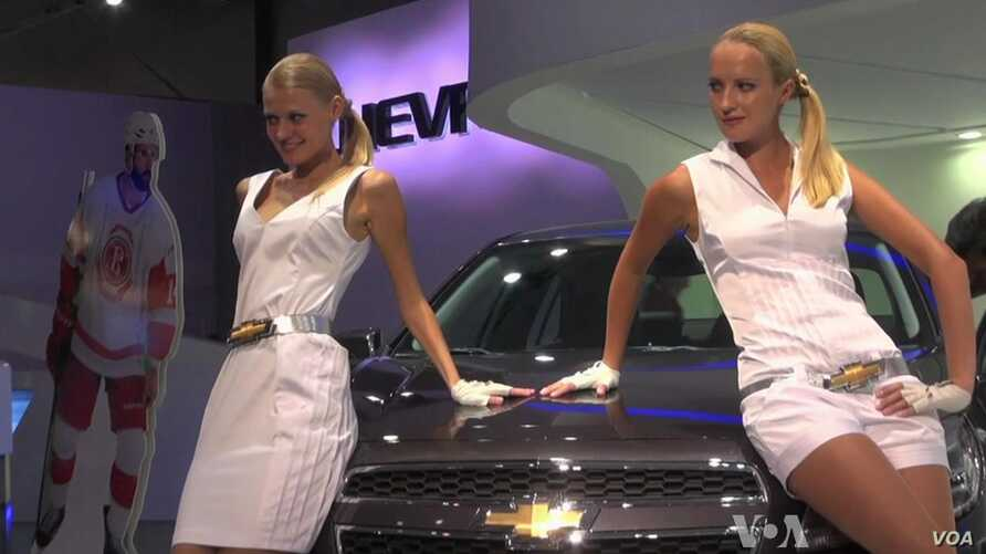 US Automakers Bet Billions on Russian Car Boom