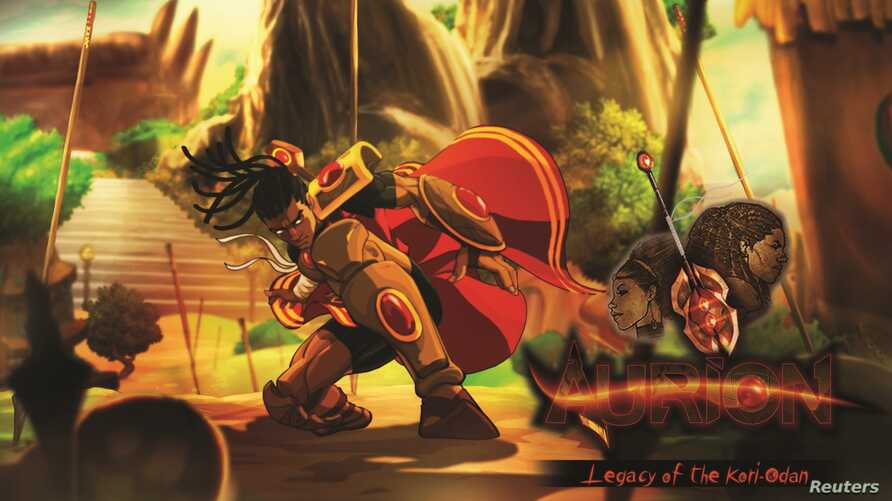 Concept art of Enzo Kori-Odan, from Kiro'o Games's Aurion: Legacy of the Kori-Odan game.