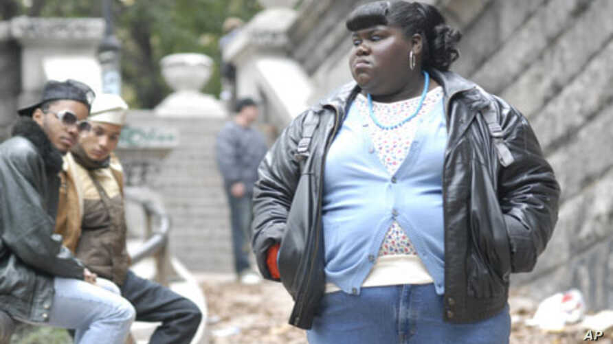 Precious,  an uplifting drama about the human condition