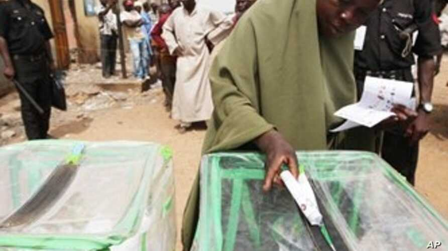 Nigerian Opposition Parties Make Gains in State Houses