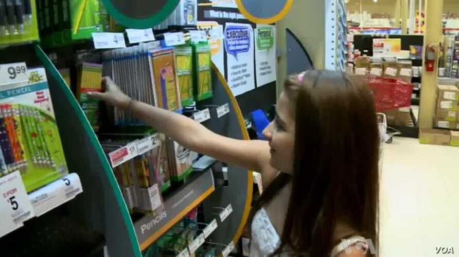 Supply Drive Equips Low-income Kids for School